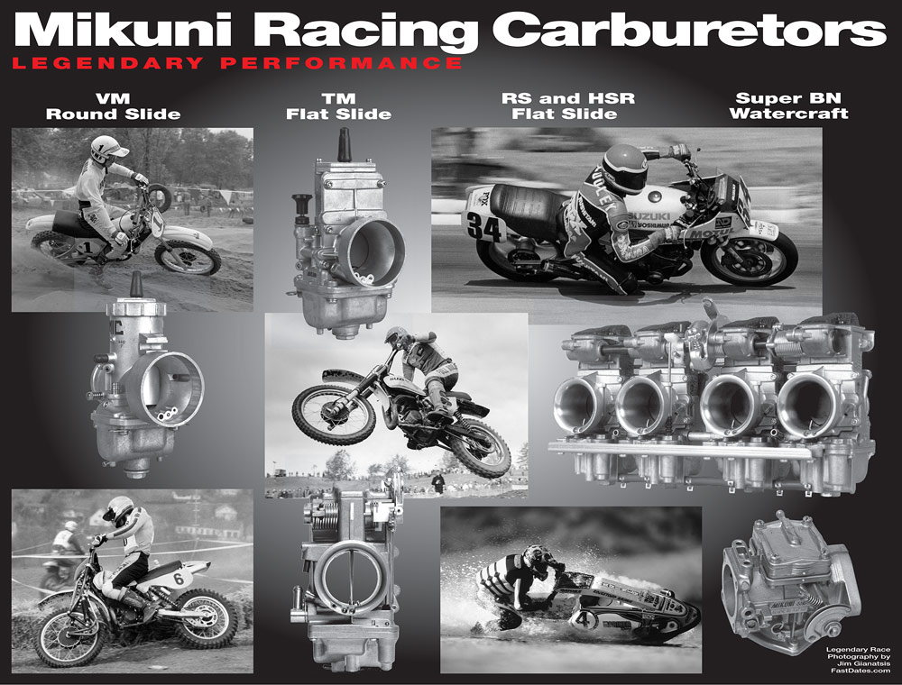 Welcome to Mikuni Power - Official Home of Mikuni Carburetor